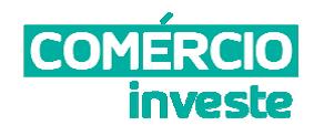 Comercio investe logo